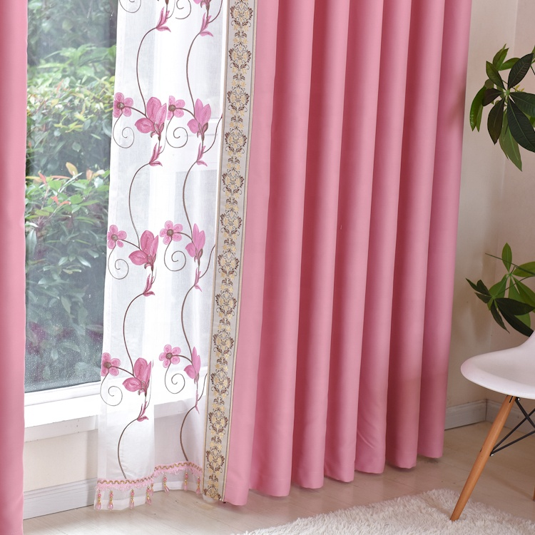 Hot Ing Simple Style Home Living, Living Room Curtain